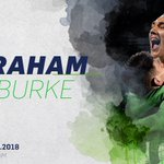 🏆 With the weekend's @SSEAirtricityLg action concluded, it's time for the Player of the Week award!  Of course, it has to go to @ShamrockRovers forward Graham Burke who scored a sensational four goals in a 6-1 win over @derrycityfc!  Well done Graham! 🔥🔥 #LOI