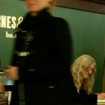 "The seconds after Patti Smith signed my copy of ""Just Kids"" #NYC #PattiSmith #NYC #TakeMeBack"