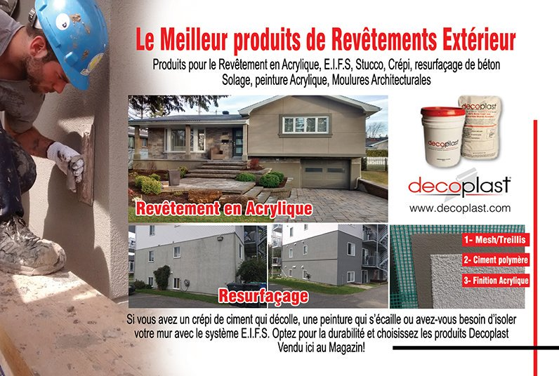 Stucco Eifs Montreal On Twitter Enduit Acryliques