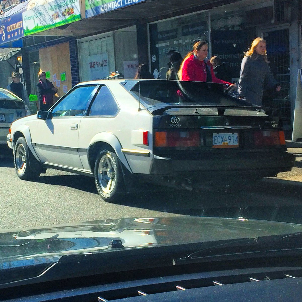 RT @miatatweets: spotted this clean 1985 TOYOTA Celica #celicagt #toyotacelica #toyotacelicagt https://t.co/GzlD6n7Q63