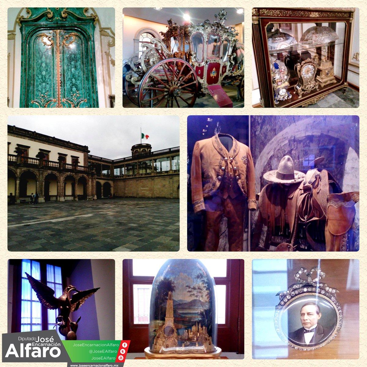 El @Museodehistoria en Chapultepec es un...