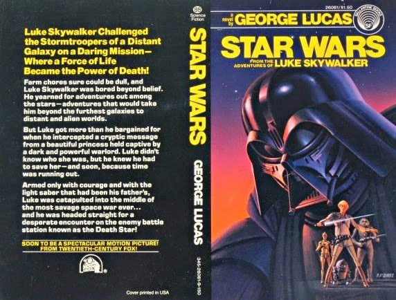 How many editions of A New Hope's novelization do you have in your library?strw.rs/6004DTIzM