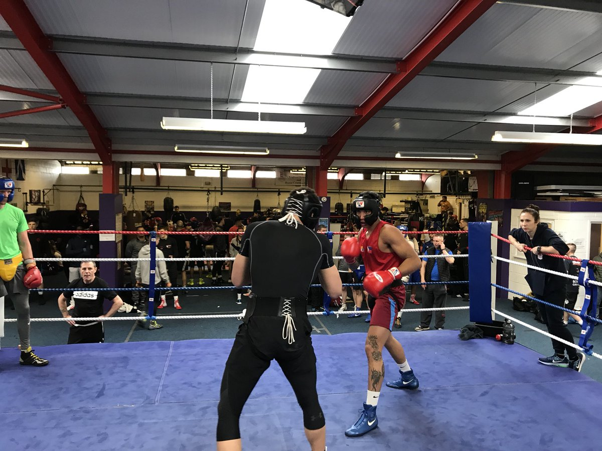 Berinsfield amateur boxing club