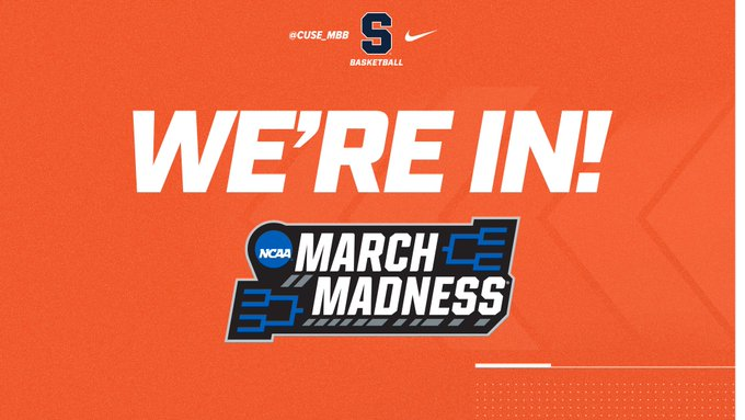 #MarchMadness