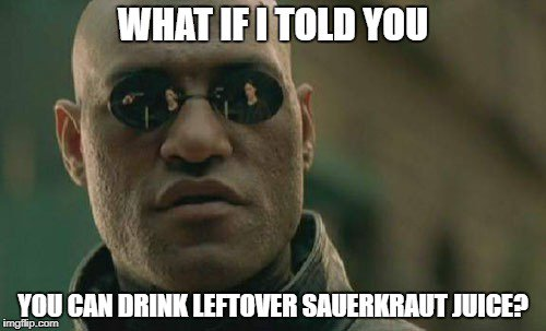 Image result for sauerkraut meme