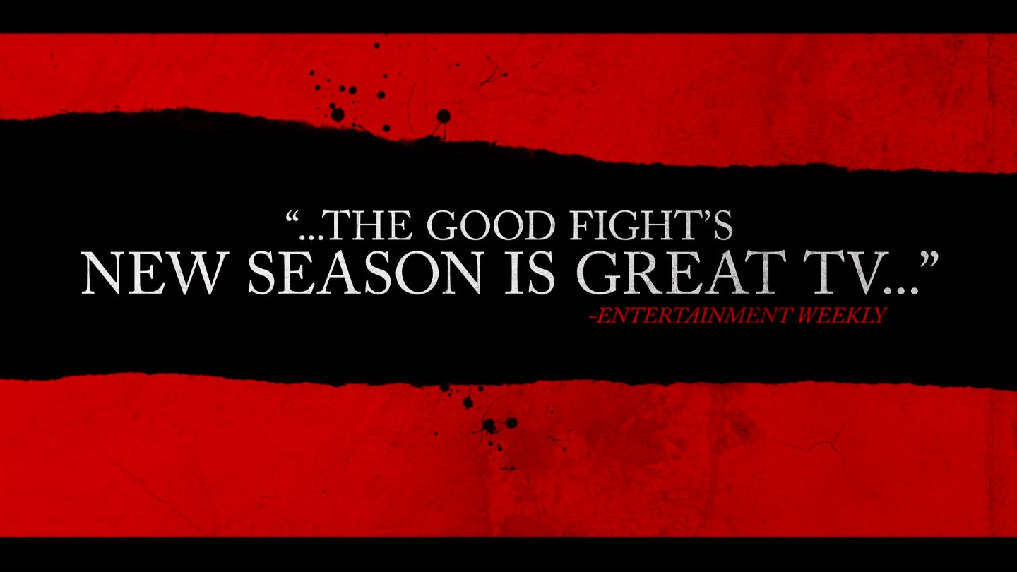 The verdict is in. The new season of #TheGoodFight is ������! Stream it now on CBS All Access: https://t.co/FkYSNSXlRb https://t.co/fskQjubgo5