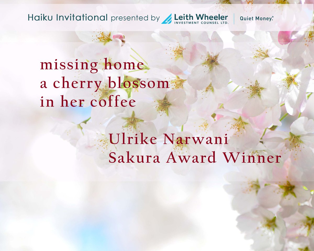 Vancouver Cherry Blossom Festival On Twitter Thank You Ulrike