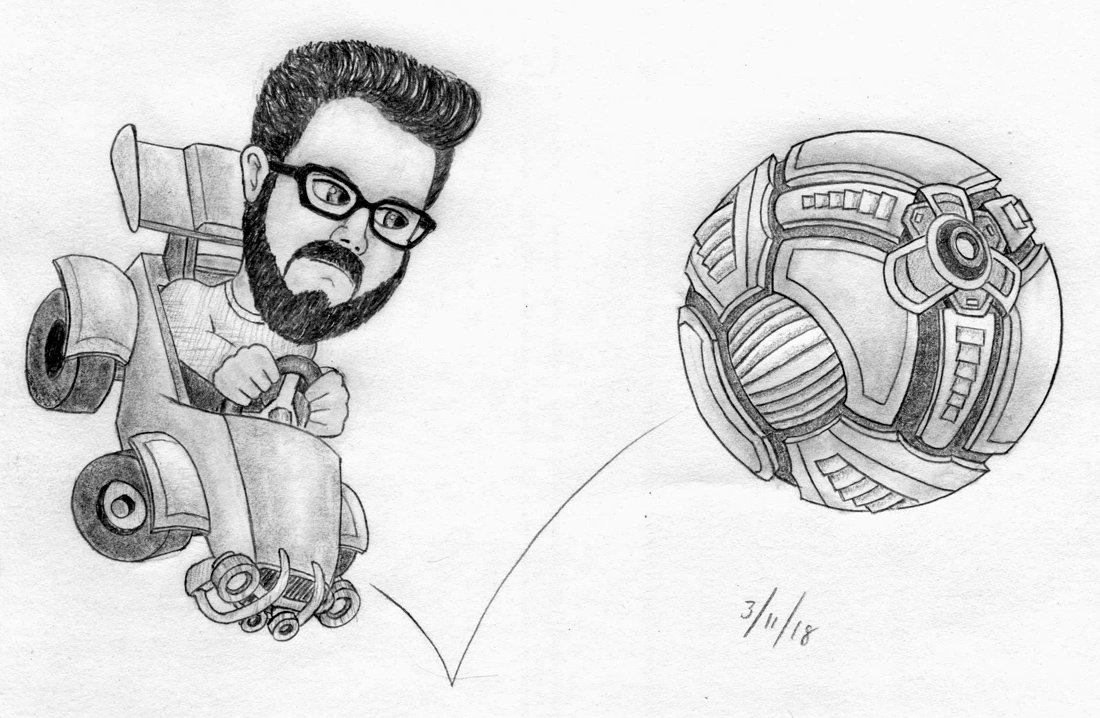 Cyle Mckai On Twitter Because I Suck At Rocketleague I Did A Sketch Of Sunlesskhan For Practice Today A subreddit for anything and everything related to sketch league. cyle mckai on twitter because i suck