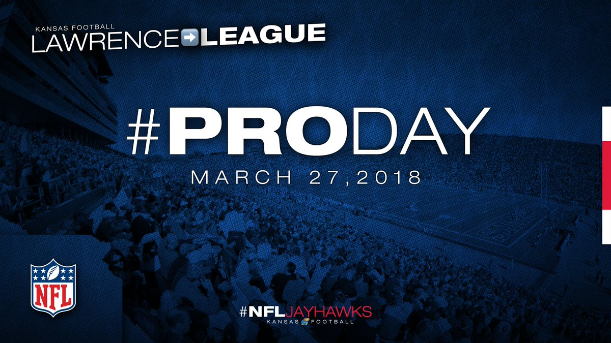 Time to go to work! #ProDay