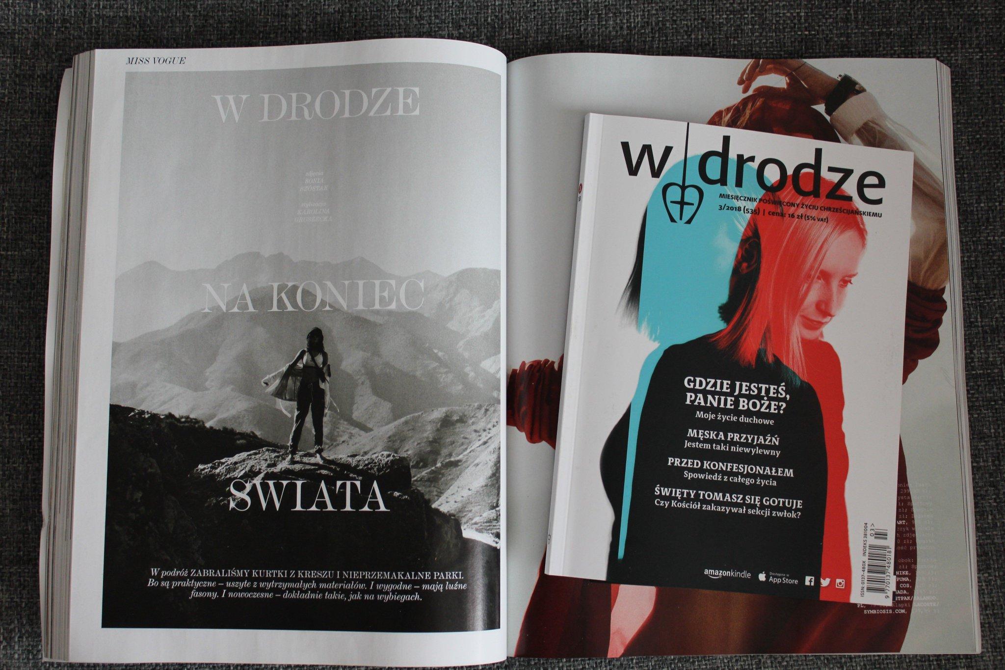 Miesiecznik W Drodze On Twitter Redakcji Vogue Polska