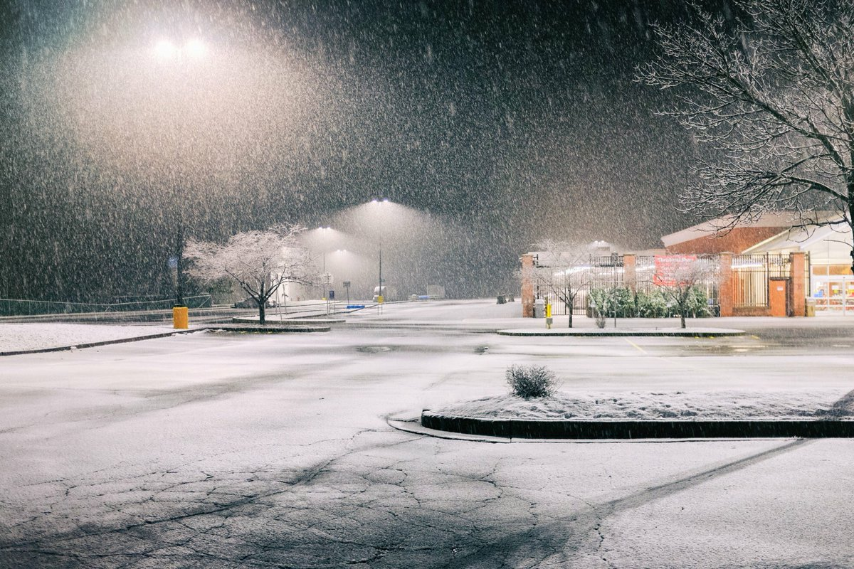 fadi boukaram on twitter walmart norwich new york 2016 walmart streetphotography nightphotography snow