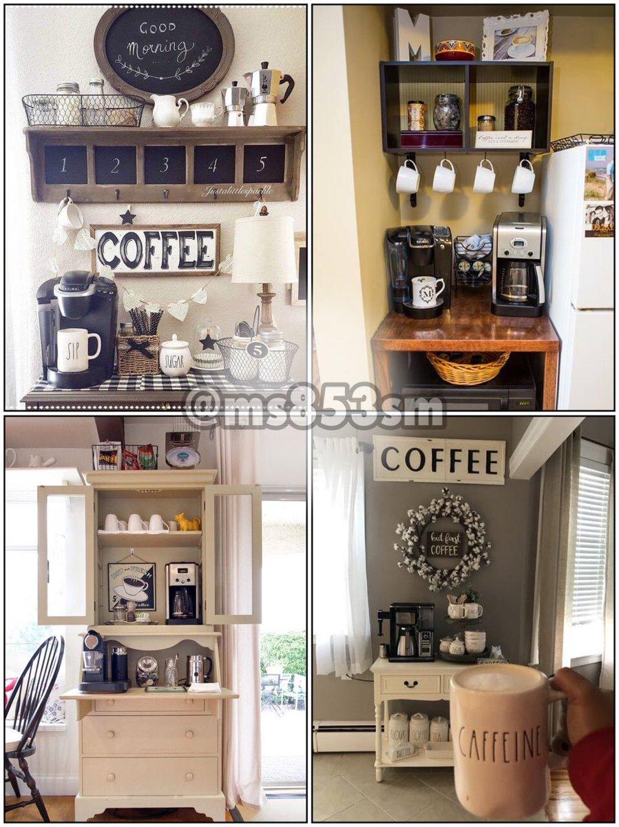 ميم 🌐 Meem On Twitter Quot صور لـ أفكار عمل ركن القهوه في