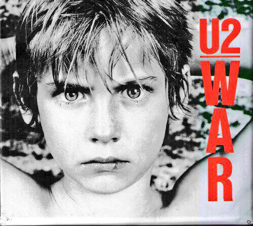 OTD = 1983, #U2 scored their first UK No 1 album with '