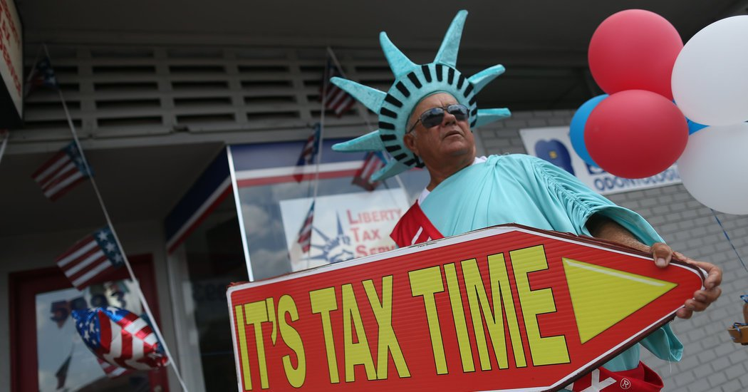 THE NEW YORK TIMES -  It's Tax Time! Here's What to Know This Year  http:// dlvr.it/QKggq1  &nbsp;   #PaginaNuova #Press  http://www. paginanuova.it / &nbsp;  <br>http://pic.twitter.com/pUi1FGLTth