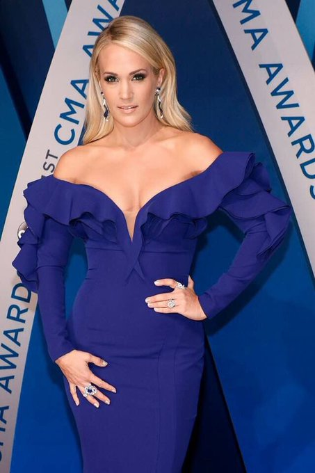Happy Belated Birthday to my favorite country singer Carrie Underwood