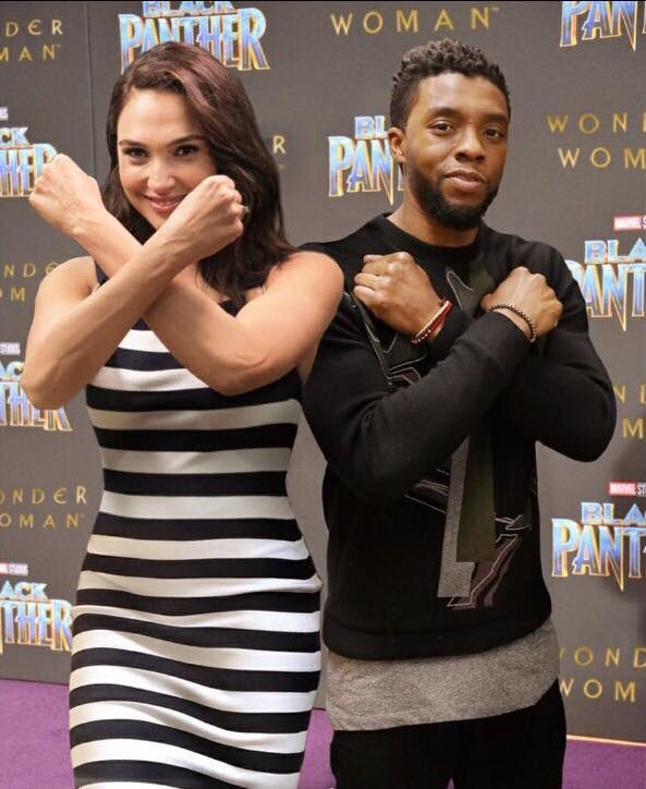 my soul is saved. WAKANDA FOREVER https:...