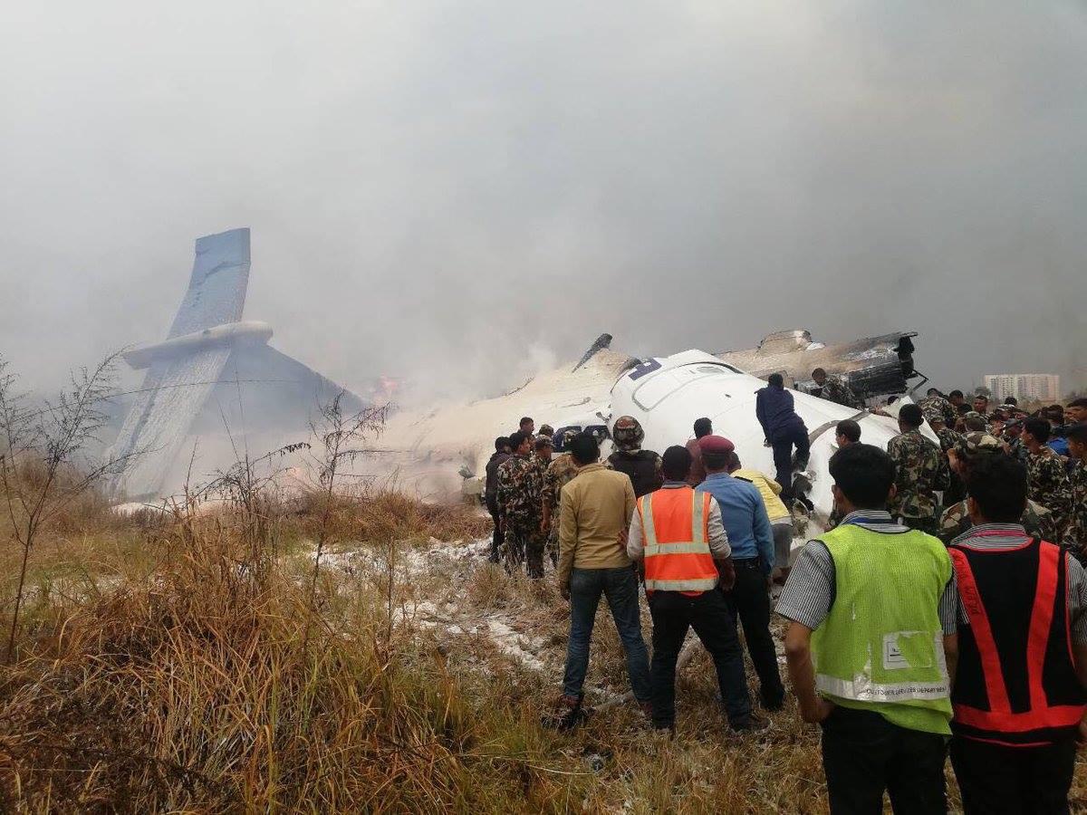हवाई दुर्घटनामा मृतकका परिवारले १ करोड ७८ लाख क्षतिपूर्ति पाउने