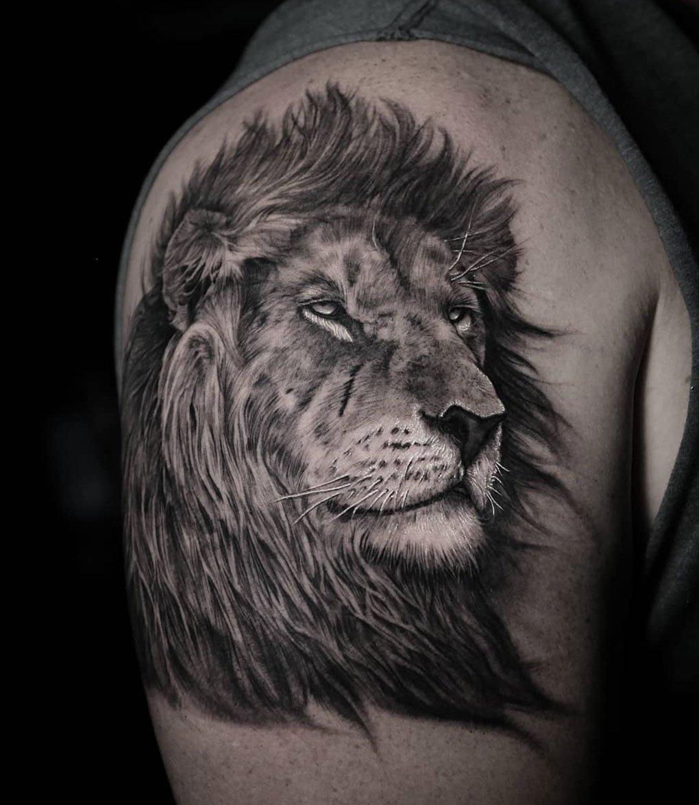 Leo Tattoos: Tattoo Ideas (@tattooideas123)