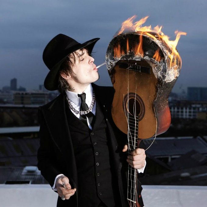 Happy 39th birthday to Pete Doherty!