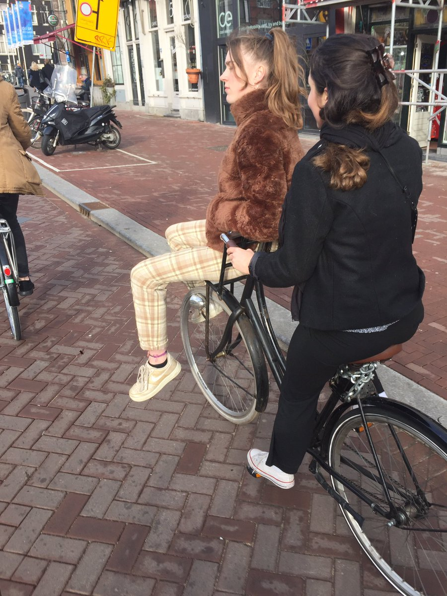 d9c7658291 Amsterdam Cycle Chic on Twitter