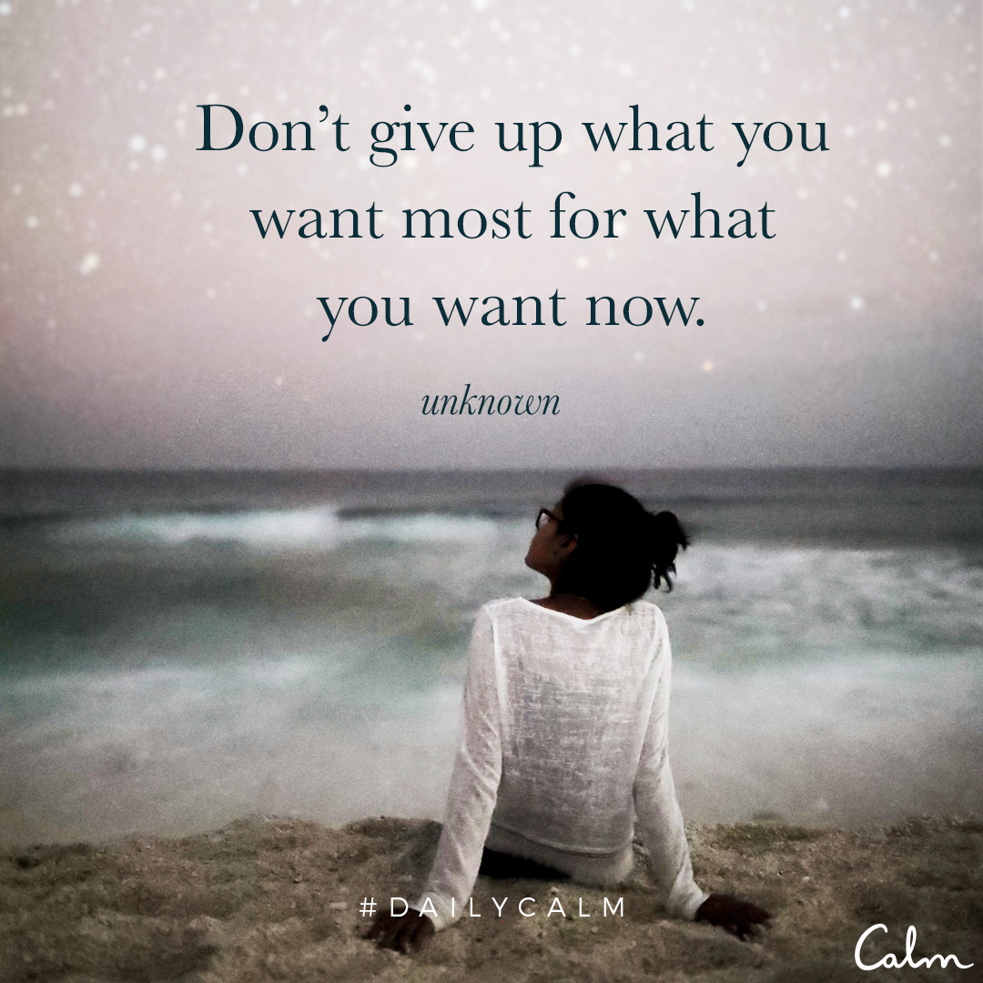 calm on twitter patience dailycalm