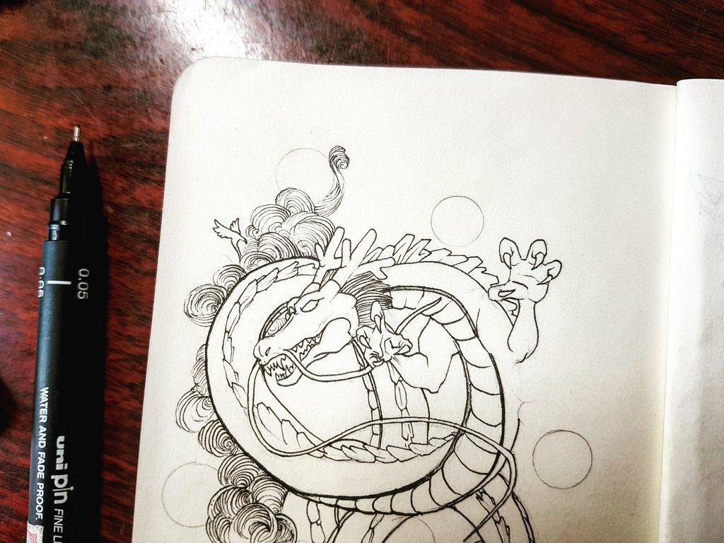 Art Drawing Doodledrawing Eagles Inspired By Kerbyrosanes Traditionalartist Sketchbook Sketch Artworks Create Idea Drawings Facebookpage