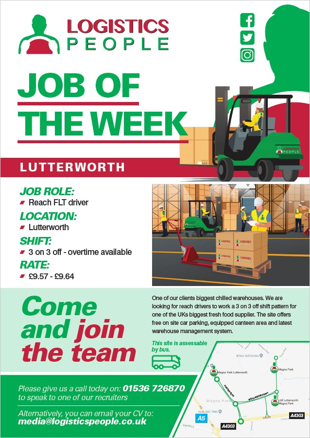 Here is our 'JOB OF THE WEEK' #happymond...