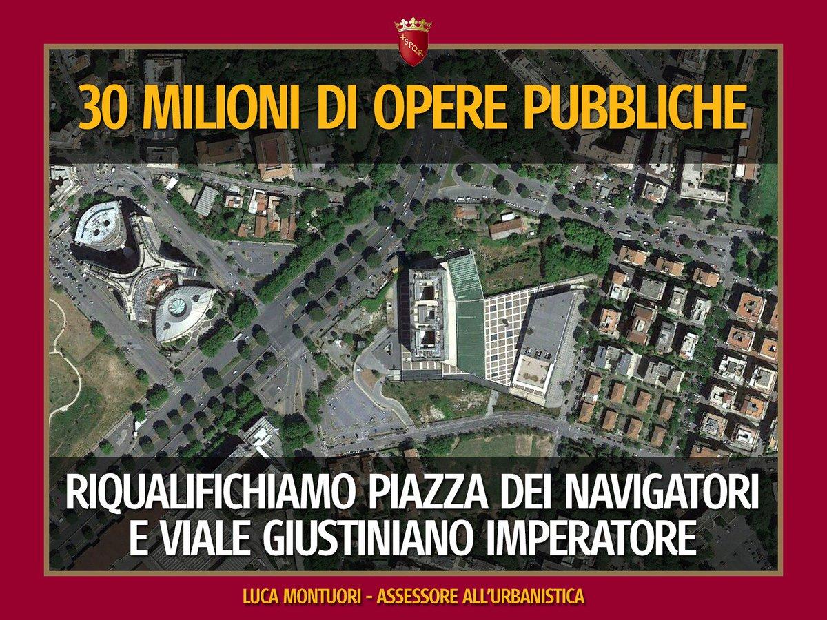 Opere pubbliche per 30 milioni di euro da distribuire nel quadrante dell'VIII Municipio: goo.gl/ySceRo