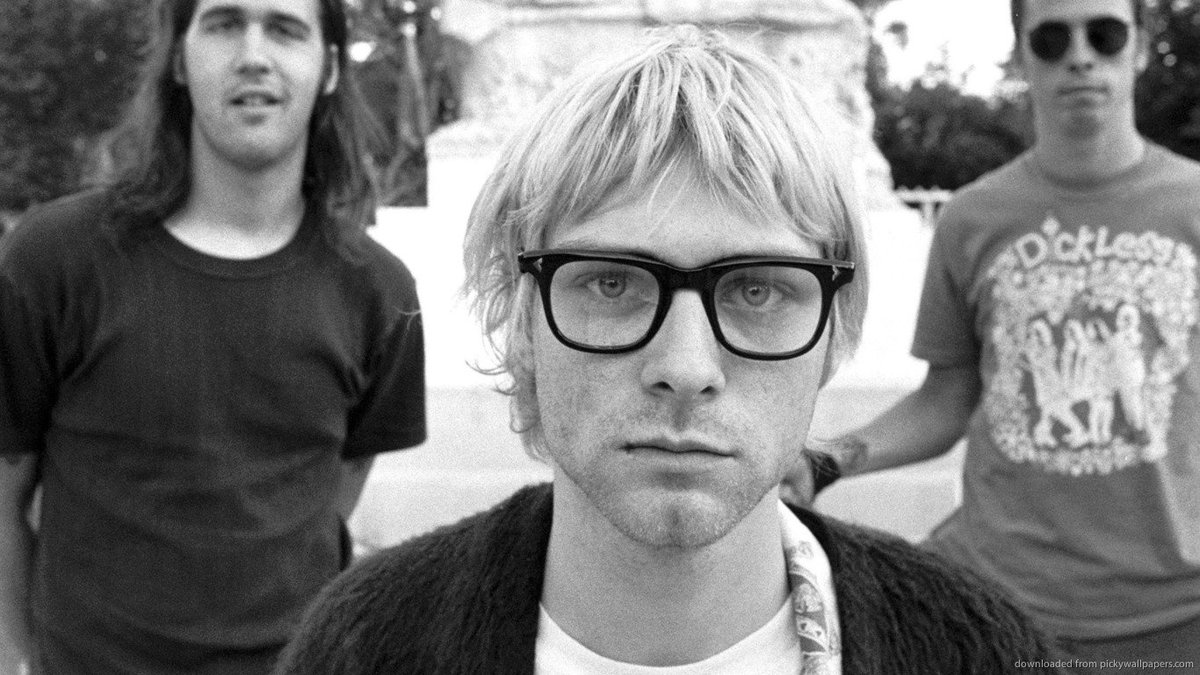#recap Nirvana's Teen Spirit remixed int...