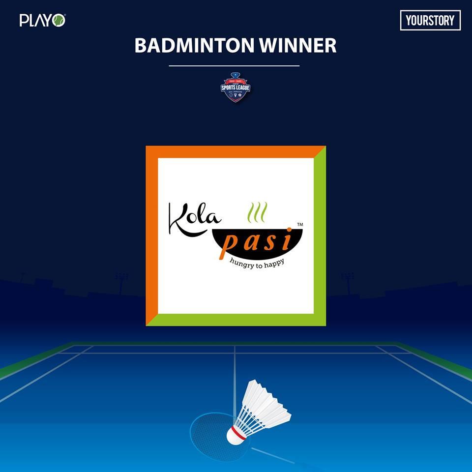SportsLeague Badminton