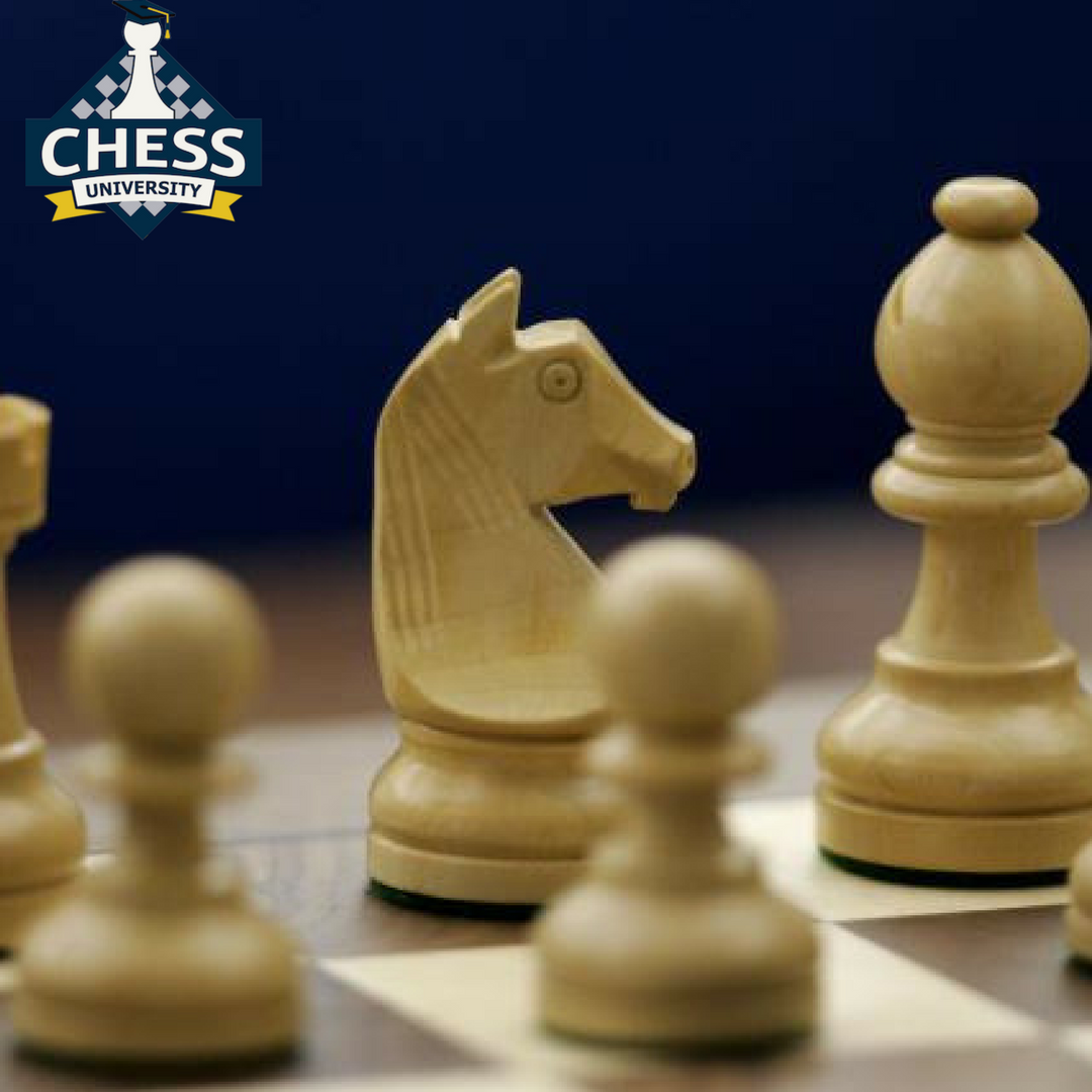 Before touching the queen, king or the rook, a wise move would be to get the knights and the bishops in the center of the game.  #ChessUniversityOnline #LearnChess #KairavJoshi #Chesstips #ChessLife #mindgame #boardgame #tips