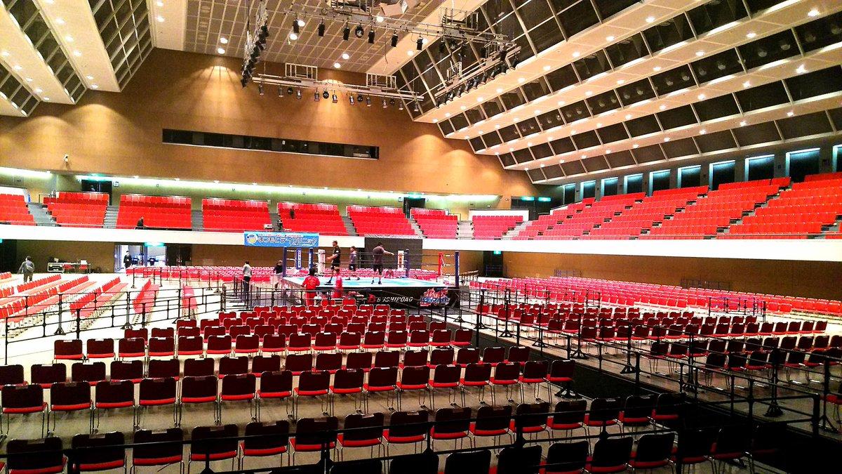 LOS INGOBERNABLES de JAPON  arena de TAK...