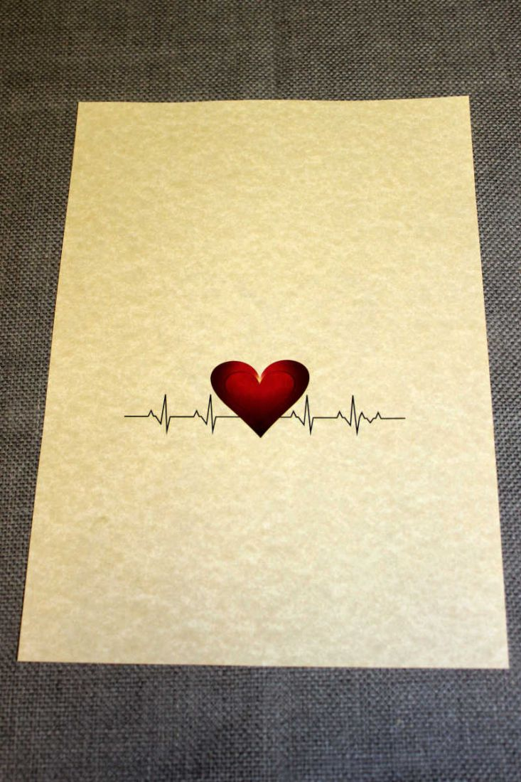 Послание в открытках любимому