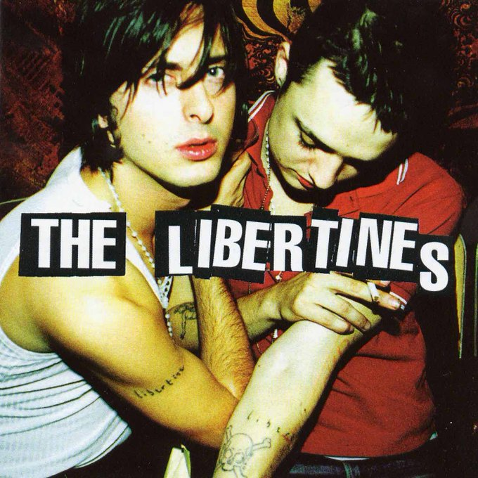 Happy birthday Pete Doherty.  What\s your favourite Libertines track?