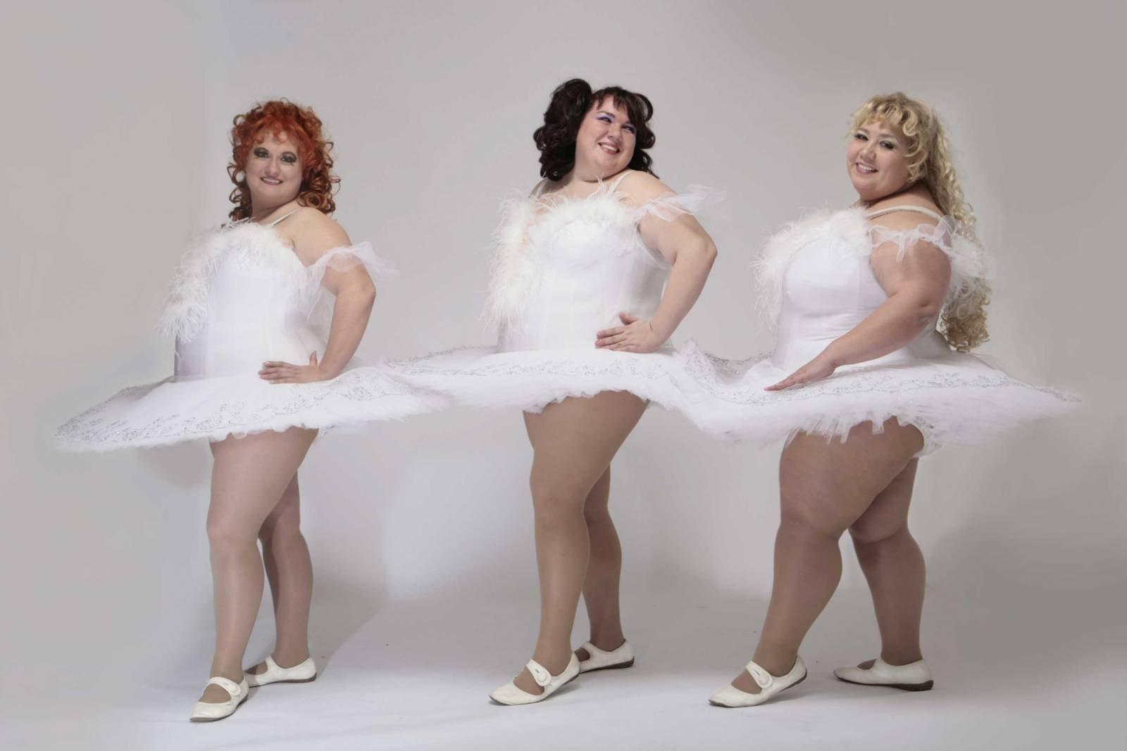 Толстая балерина смешные картинки