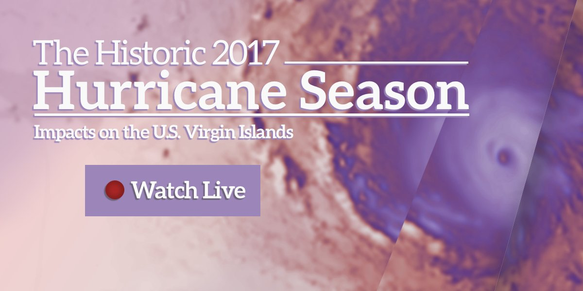 Live at 9:30ET➡️The Historic 2017 Hurricane Season: Impacts on the U.S. Virgin Islands. Watch📺 oversight.house.gov/hearing/histor…