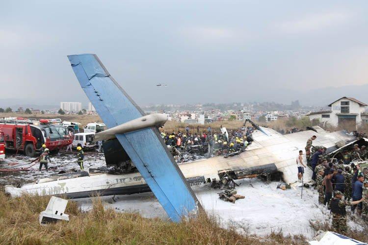 आठ महिनामा आठ हवाई दुर्घटना, किन असुरक्षित नेपाली आकाश?