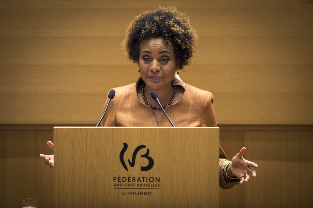 #WomensHistoryMonth Michaëlle Jean currently serves as the Governor General of Canada, the state role that links the British Monarch with the Canadian government! Learn more > https://t.co/I7w9cEaqrP