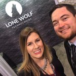 Josh and Laura with @CENTURY21 in Orlando for  #ONE21 Experience! We're at booth #721 :)