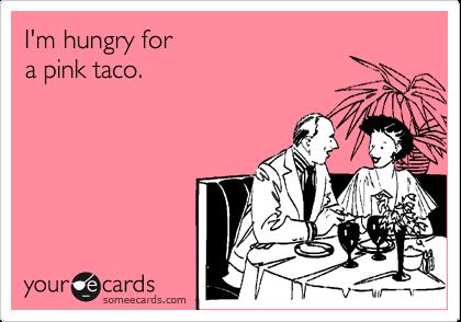 #OHMYGOSH #funny #pinktaco #taco #eatme #loveit #mondayvibes ##sassy https://t.co/NhZtfhh0wT