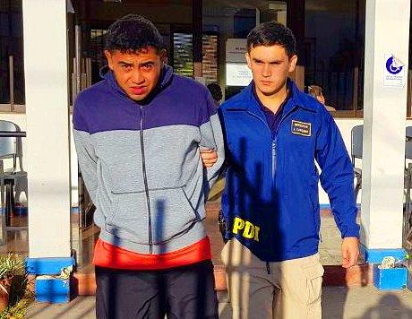 #Ovalle Detective detiene a persona en f...