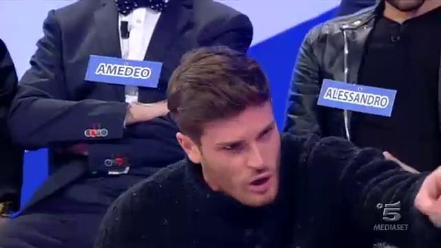 """Ti meriti Lorenzo perchè Giordano l\"