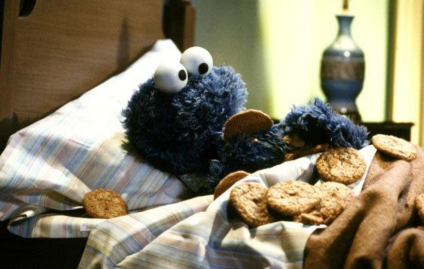 First, we eat cookies.  Then, we take a nap.  #NationalNappingDay