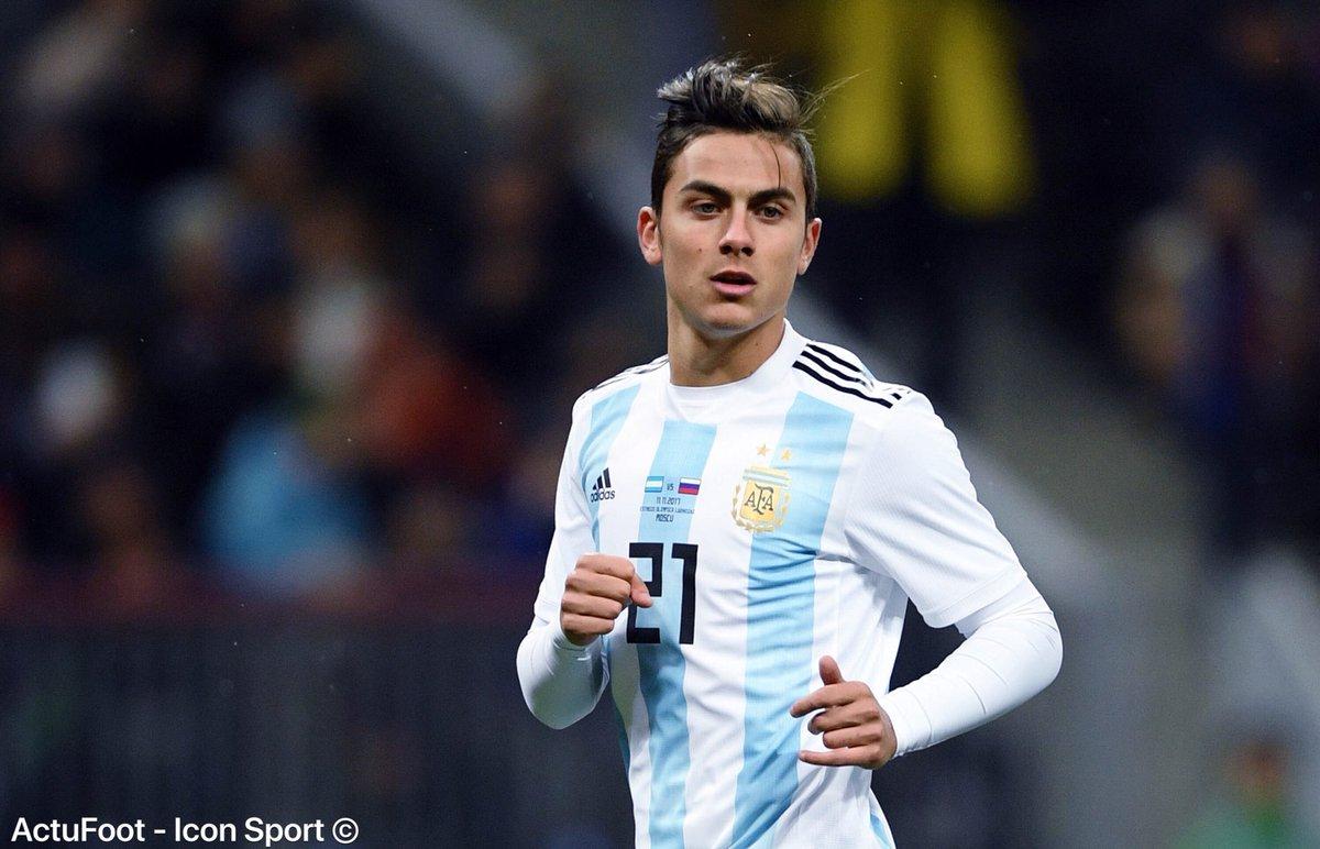 OFFICIEL ! Paulo Dybala n'est pas convoqué par Jorge Sampaoli pour les matches amicaux de l'Argentine face à l'Italie et l'Espagne.