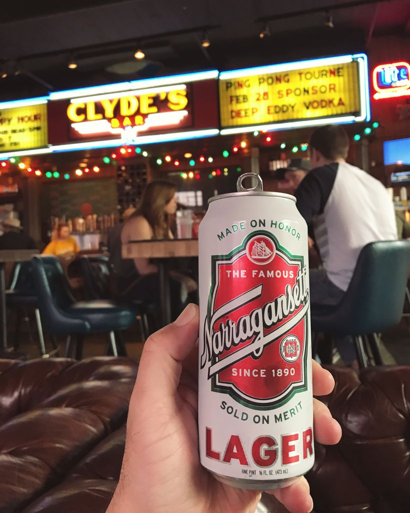 dee48d5fc228 Narragansett Beer on Twitter