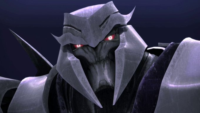 Happy Birthday to Frank Welker. The voice of the mighty Decepticon: Megatron