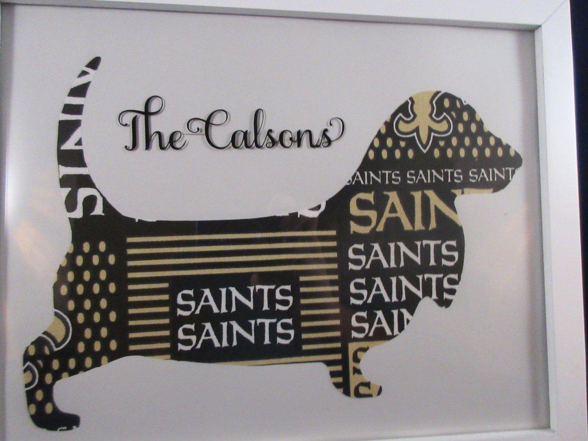 New Orleans Saints Bet Hound