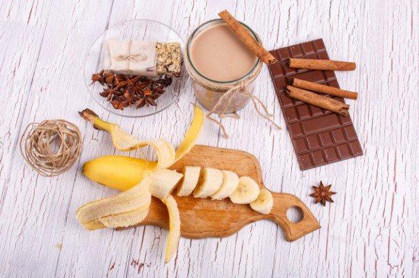 Бананово шоколадный торт рецепт с фото