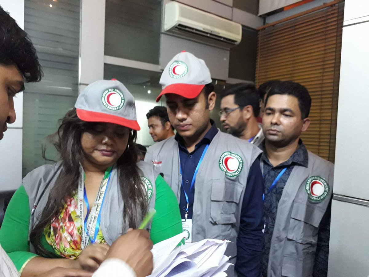Bangladesh Red Crescent Society on Twitter:
