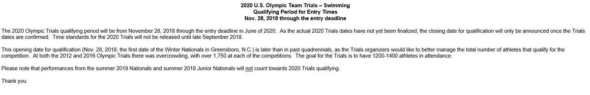 USA Swimming News on Twitter: